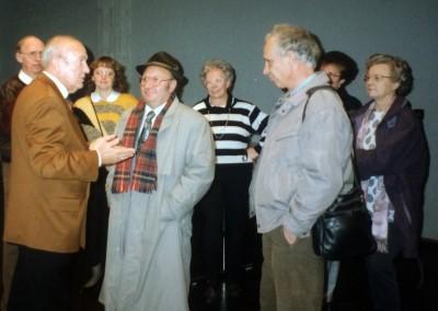 Kufa mit Ehrenmitglied Hr.Knoll