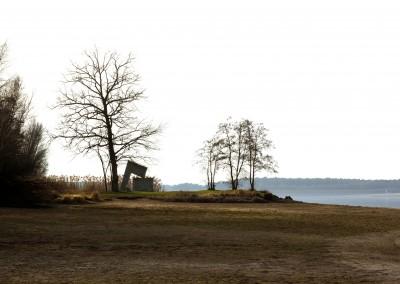 Rothsee abgelassen Insel