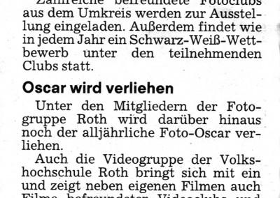 VHS 25 Jahre Oskar
